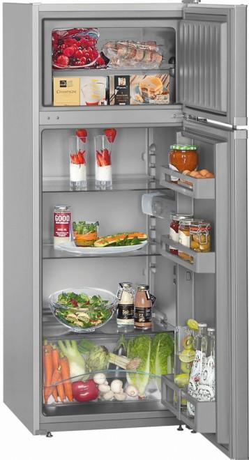 Kombinovaná chladnička Liebherr CTPsl 2541