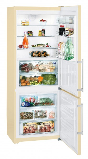 Kombinovaná chladnička Liebherr CBNPBE 5156