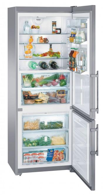 Kombinovaná chladnička Liebherr CBNPES 5156