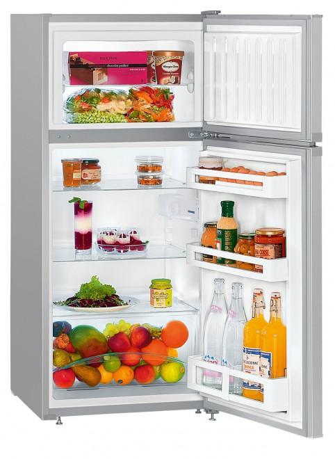 Kombinovaná chladnička Liebherr CTPsl 2121