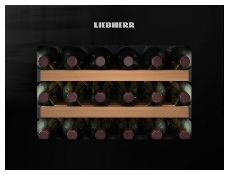 Vestavná chladnička na víno Liebherr WKEGB 582
