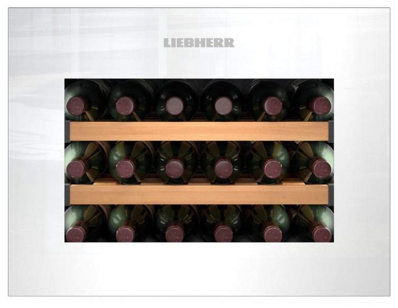 Vestavná chladnička na víno Liebherr WKEGW 582