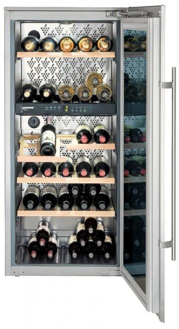 Vestavná chladnička na víno Liebherr WTEes 2053