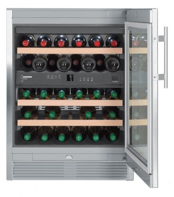 Chladnička na víno Liebherr WTES 1672