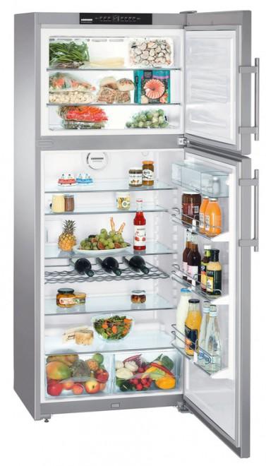 Kombinovaná chladnička Liebherr CTNes 4753
