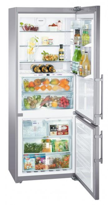 Kombinovaná chladnička Liebherr CBNPes 5167