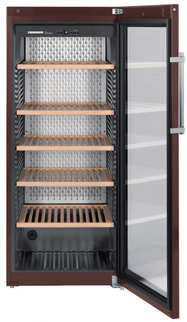 Chladnička na víno Liebherr WKt 4552
