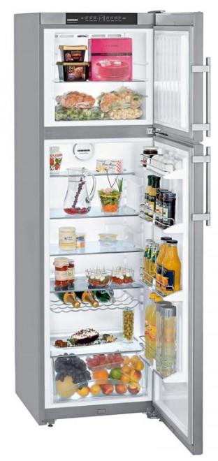 Kombinovaná chladnička Liebherr CTNesf 3663