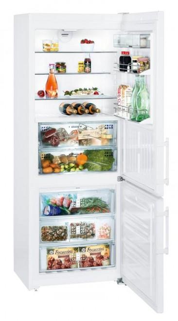 Kombinovaná chladnička Liebherr CBNP 5156