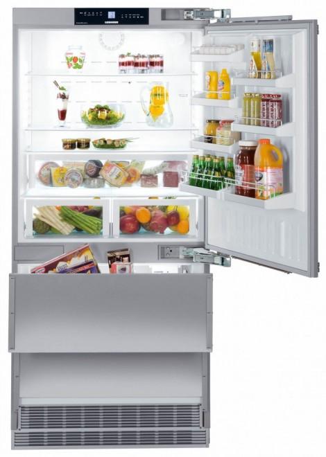 Vestavná kombinovaná lednice Liebherr ECBN 6156