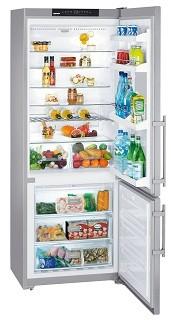 Kombinovaná chladnička Liebherr CNesf 5113